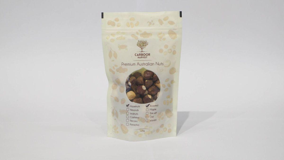 Carboor Harvest - Almond Kernels Raw