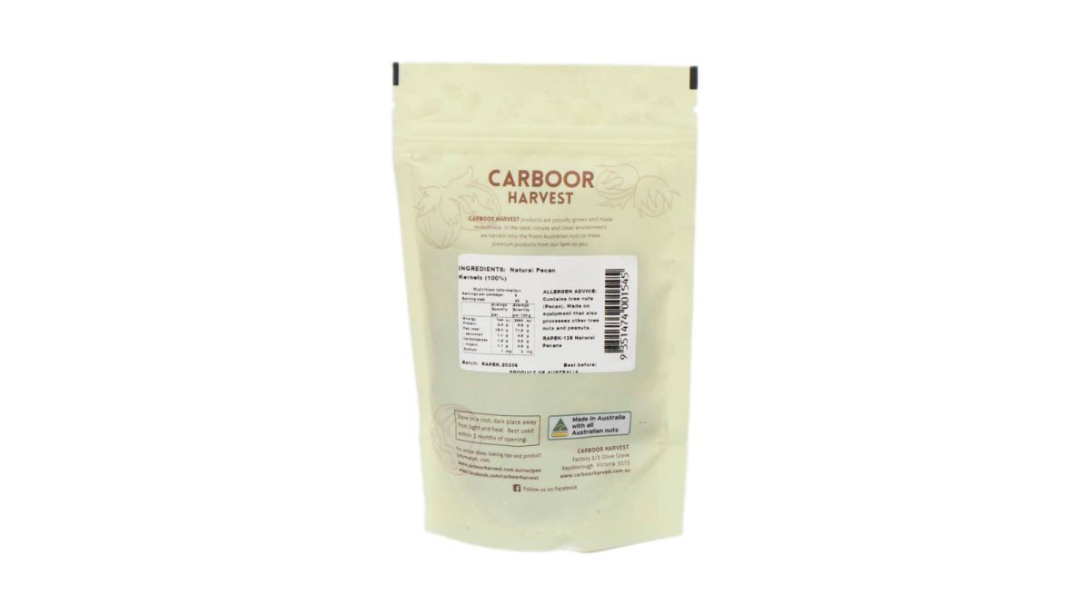 Carboor Harvest - Pecans