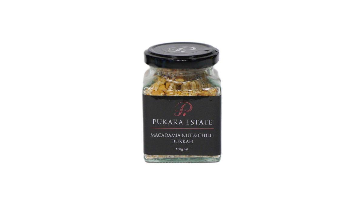 Pukara Estate - Macadamia Nut & Chilli Dukkah