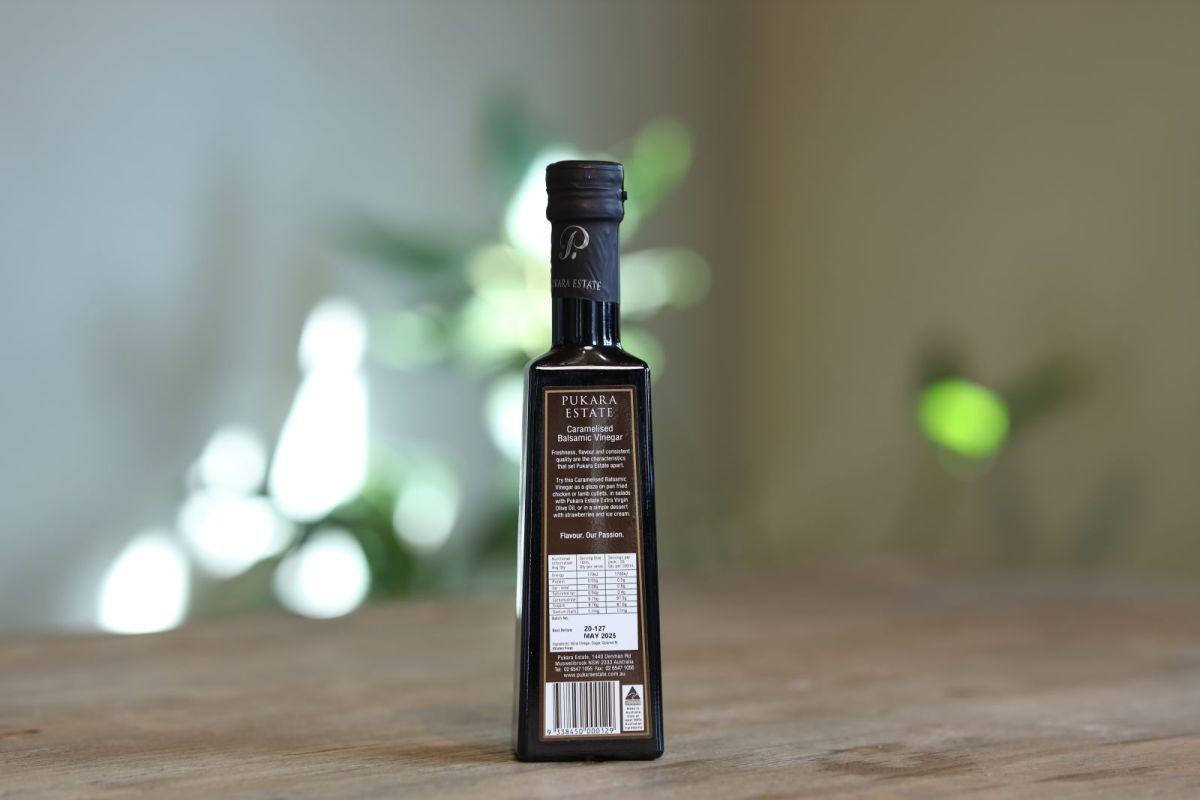 Pukara Estate - Caramelised Balsamic Vinegar