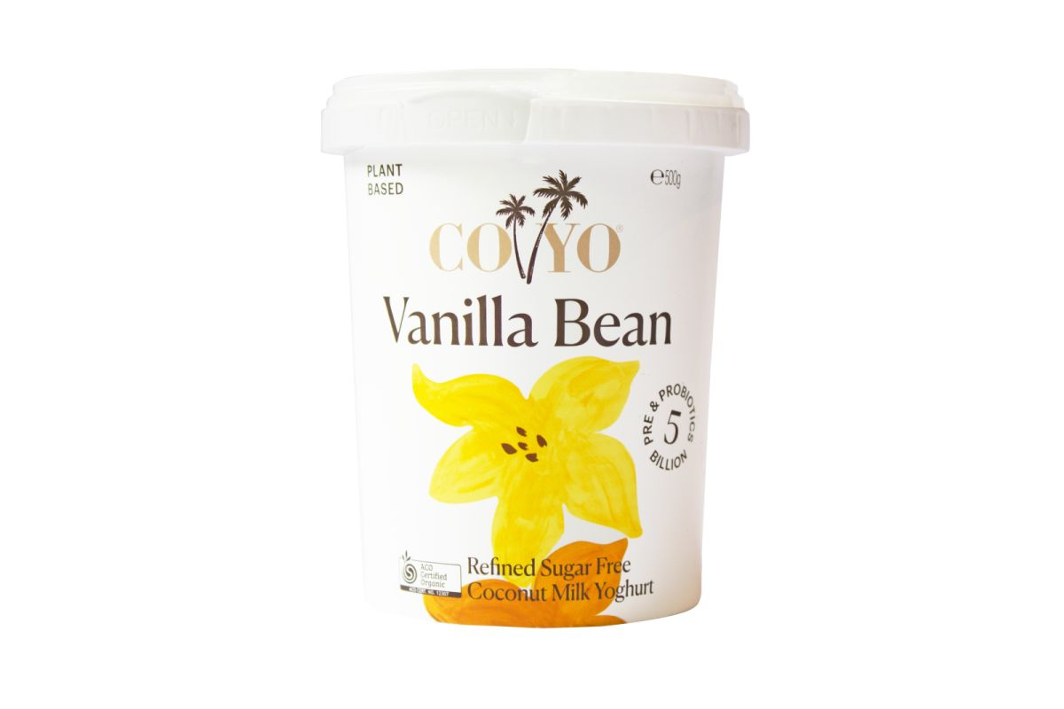 Coyo Yoghurt – Vanilla Bean