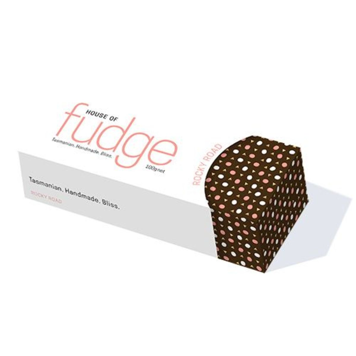 House of Fudge - Rocky Road Fudge