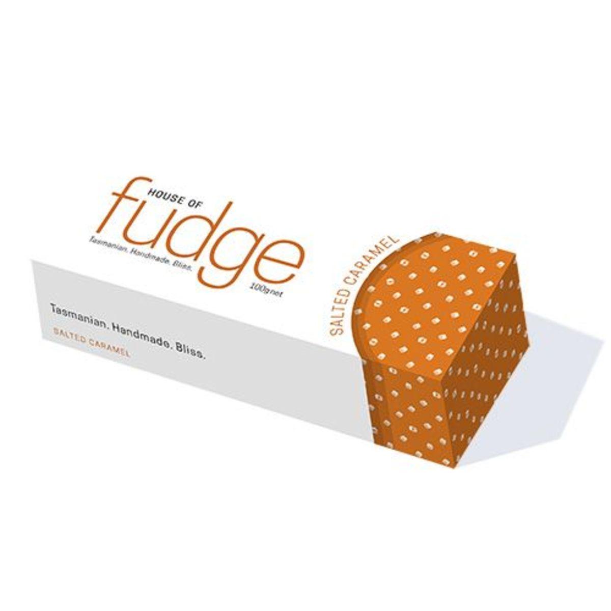 House of Fudge - Salted Caramel