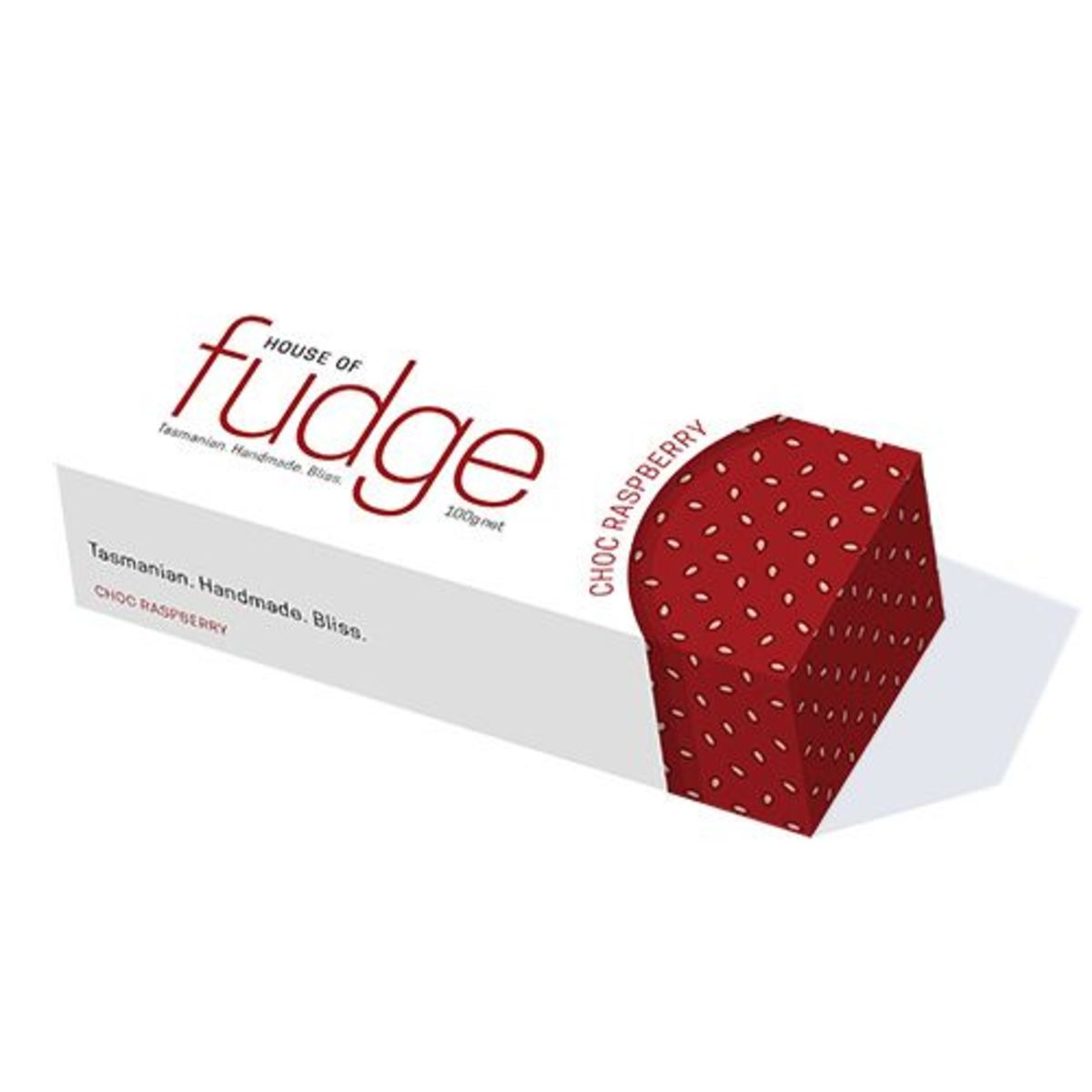 House of Fudge - Chocolate Raspberry
