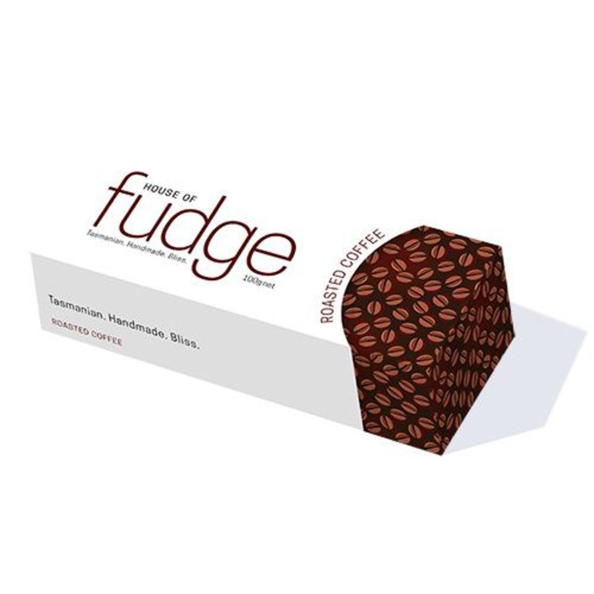 House of Fudge - Roasted Coffee