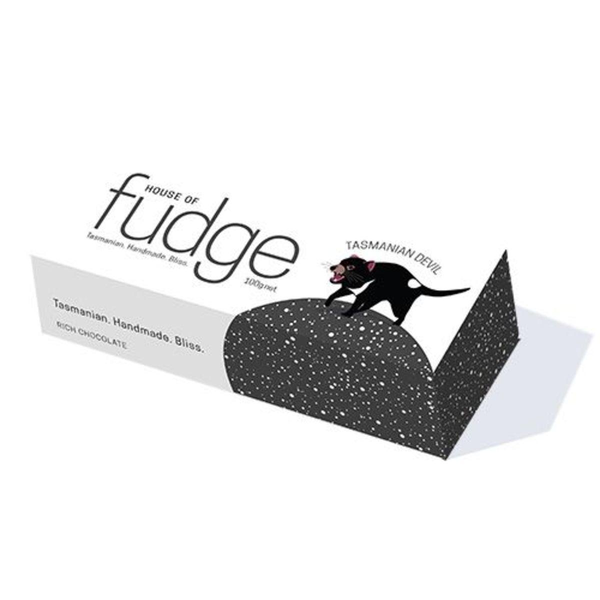 House of Fudge - Tasmanian Devil - Rich Chocolate