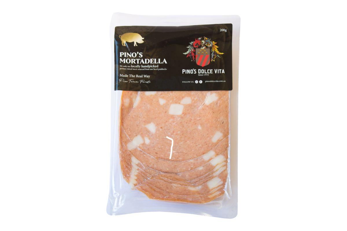 Pino's Dolce Vita Fine Food - Mortadella