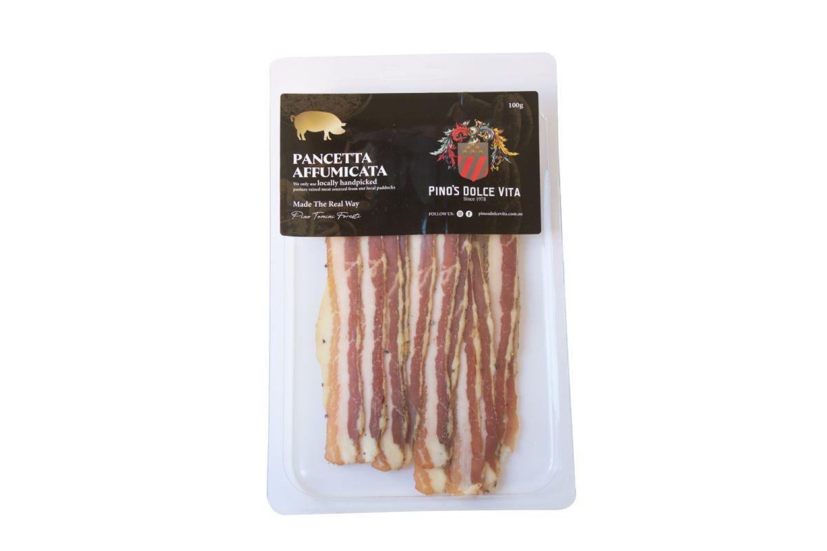 Pino's Dolce Vita Fine Food - Pork - Pancetta Sliced