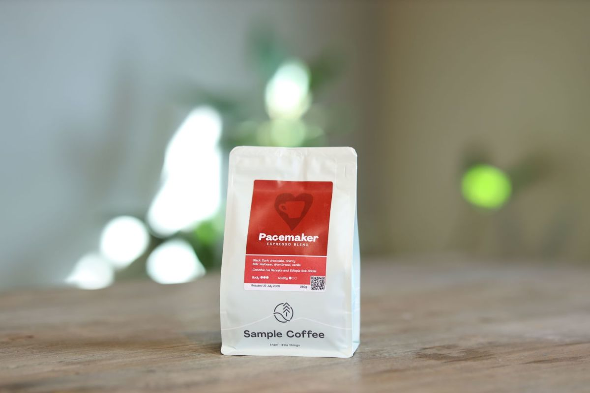 Sample Coffee - Pacemaker Blend - 400g