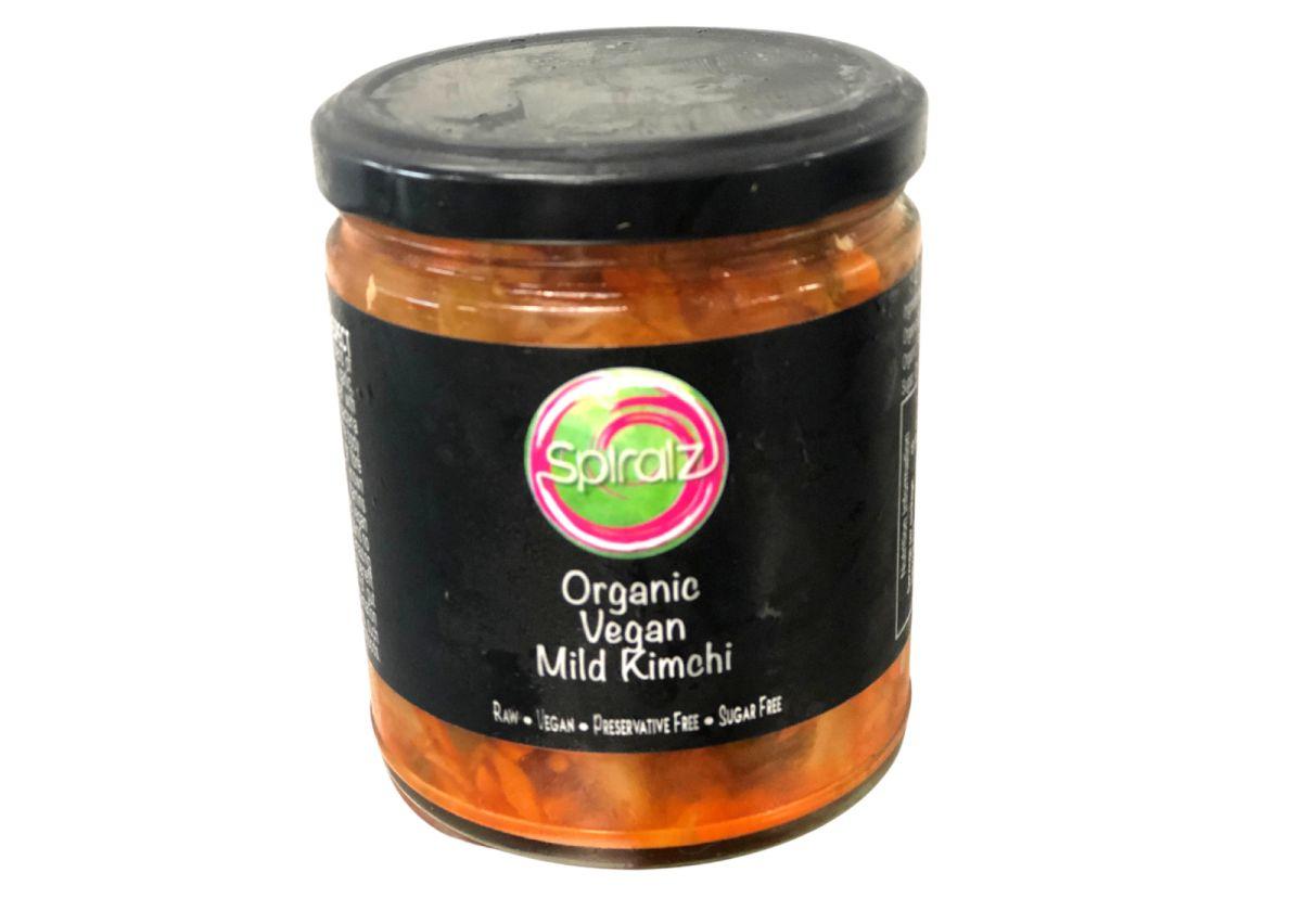 Spiralz - Organic Vegan Kimchi - 220g