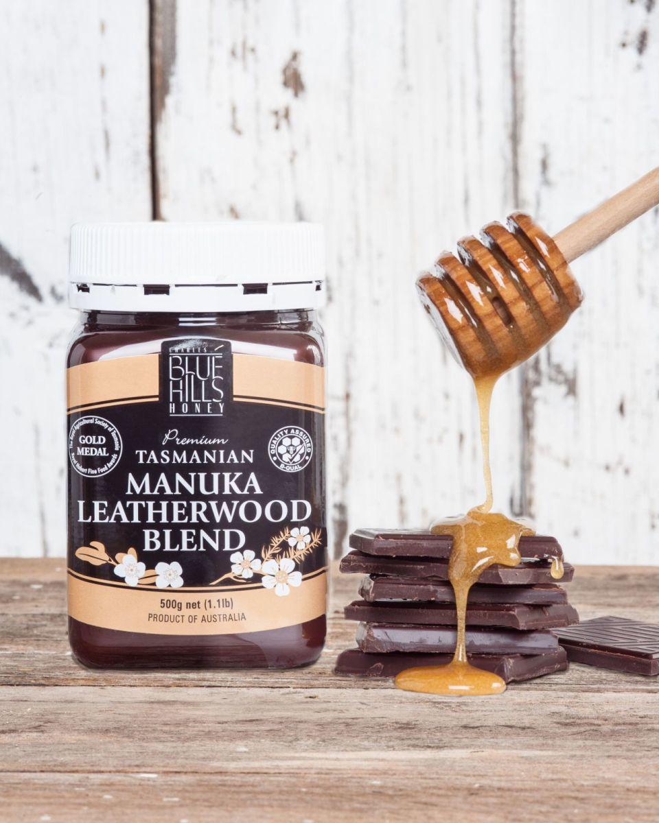 Blue Hills Honey - Tasmanian Manuka Leatherwood Blend