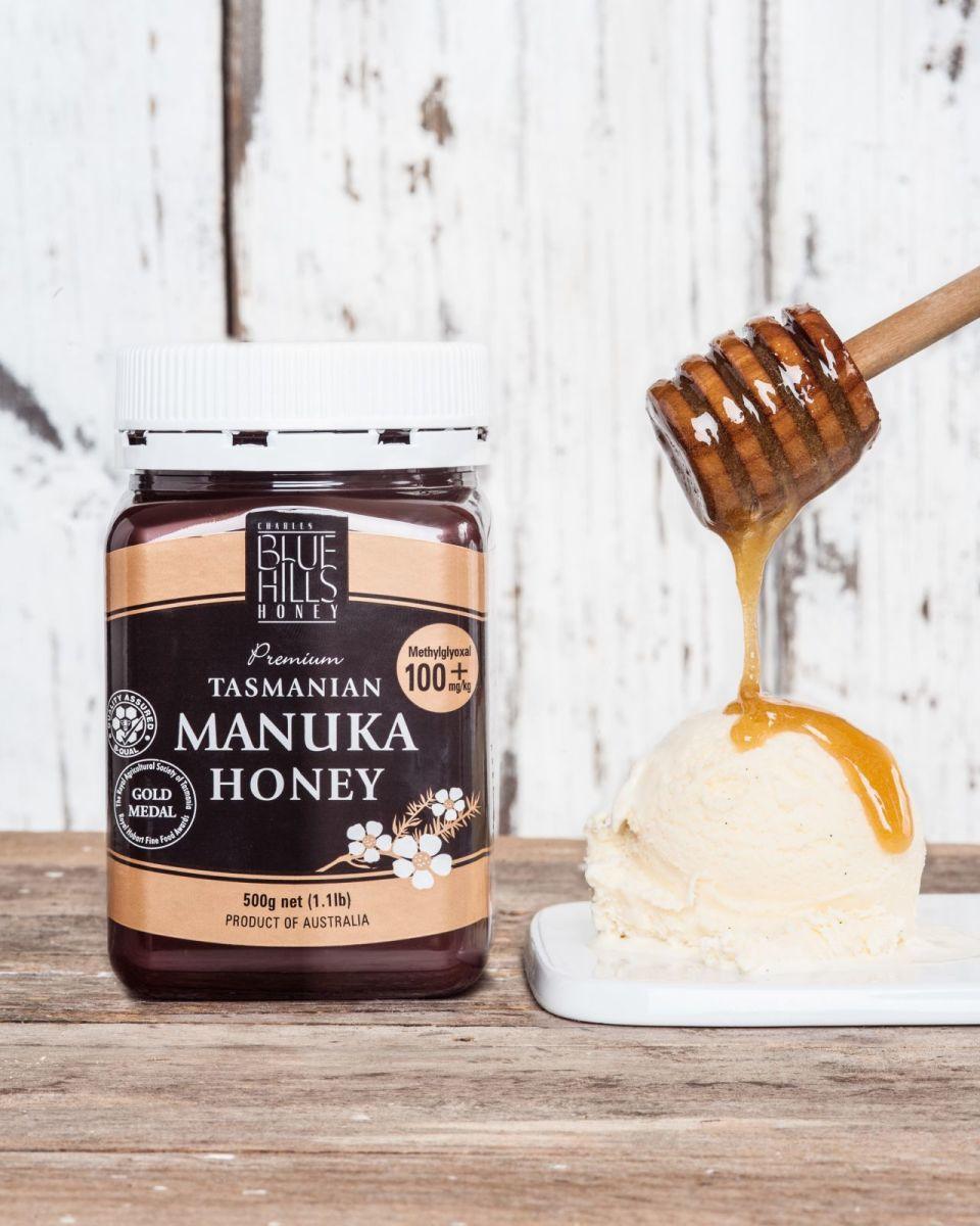 Blue Hills Honey - 30+ Tasmanian Manuka Poly Flora