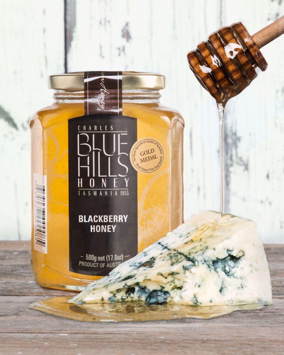 Blue Hills Honey - Premium Tasmanian Blackberry Honey