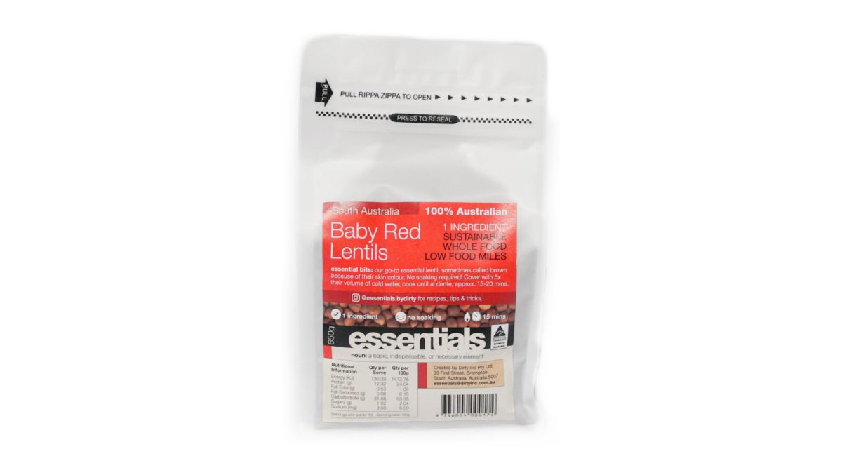 Baby Red Lentils