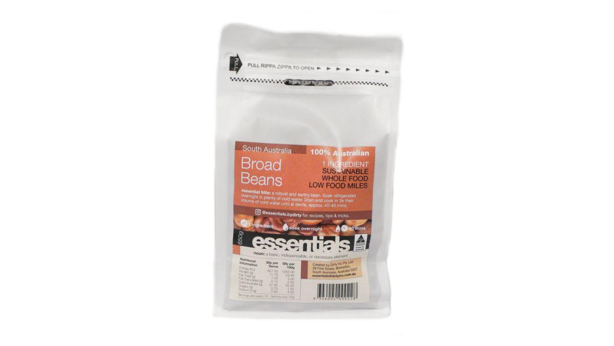 Dirt Inc - Broad Beans