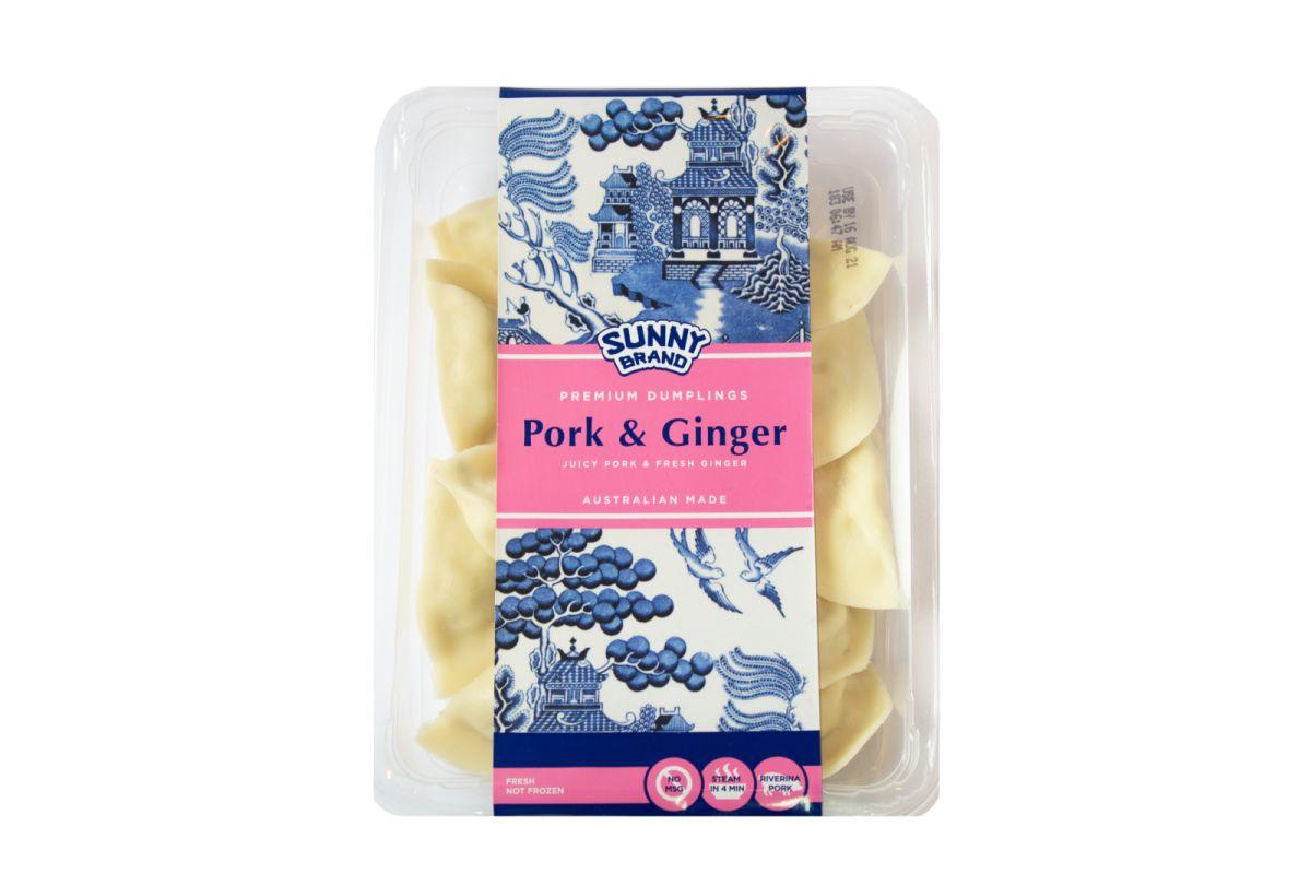 Sunny Brand - Pork Ginger Dumplings