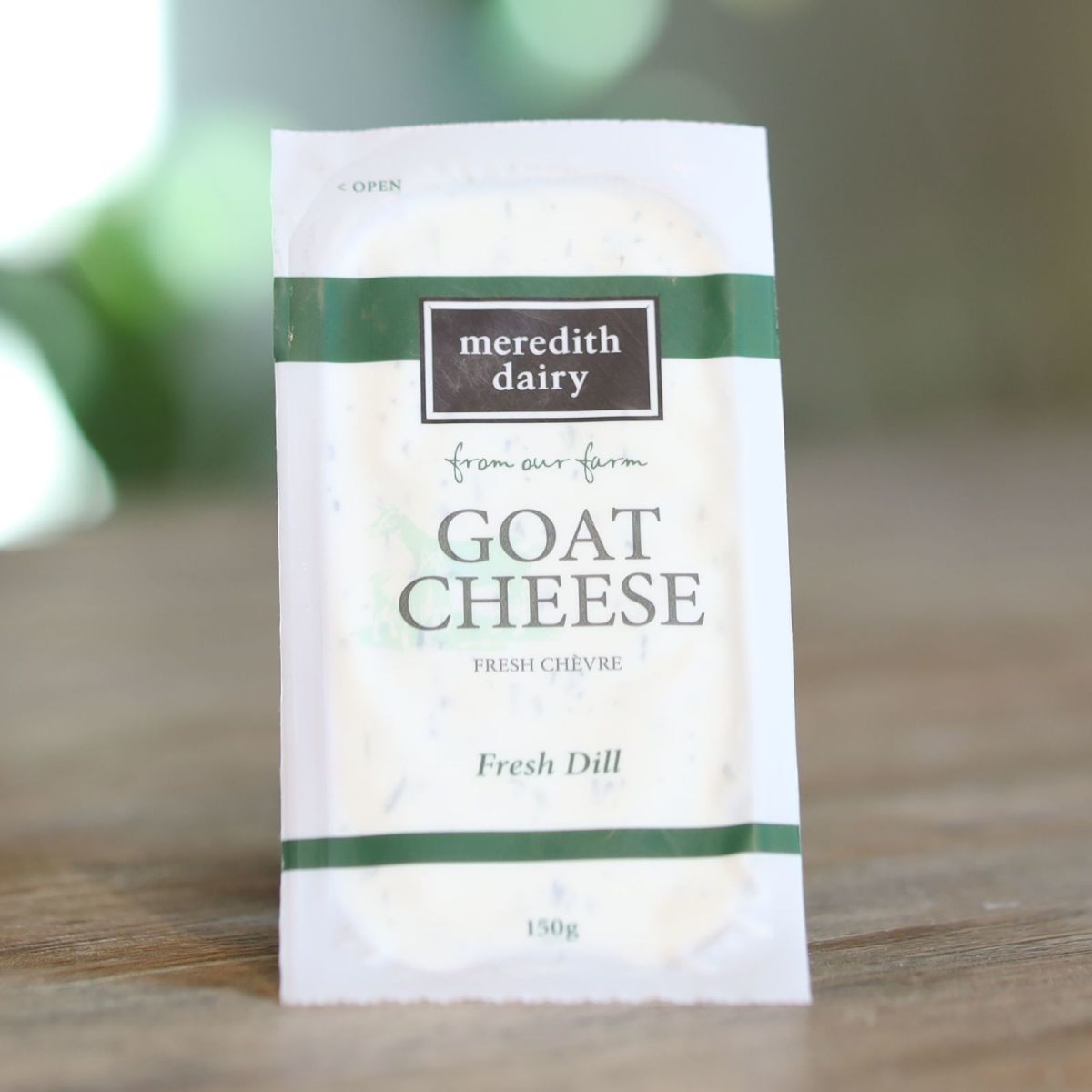 Meredith Dairy - Goat Cheese Fresh Chevre with Dill
