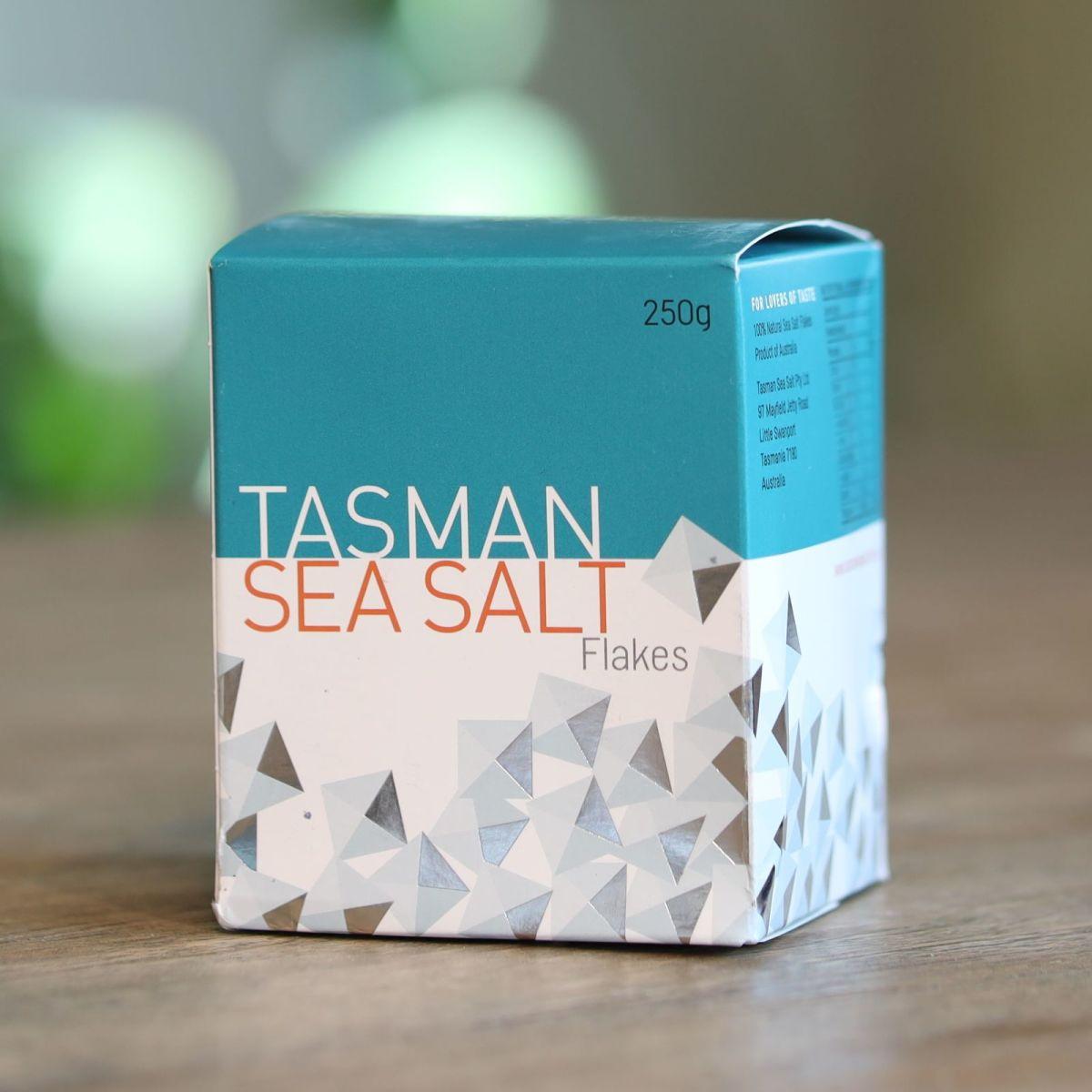 Tasman Sea Salt - Natural Flakes