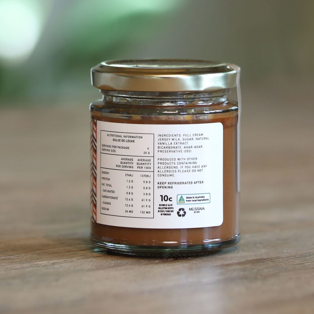 Gelato Messina - Dulce de Leche (Argentinian Milk Jam)