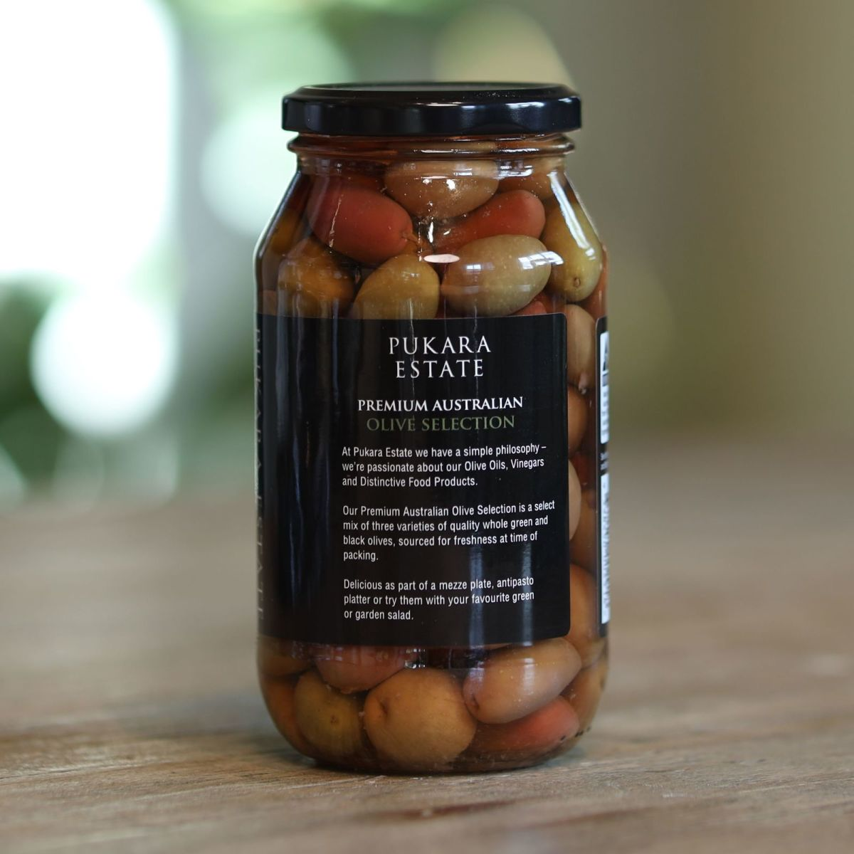 Pukara Estate - Premium Australian Olive Selection