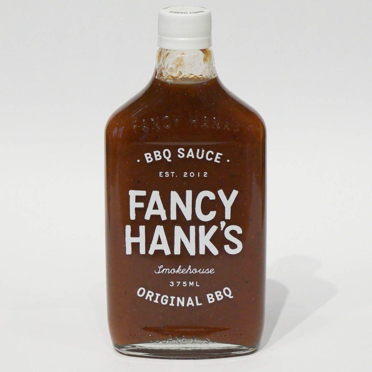Fancy Hanks - Original BBQ