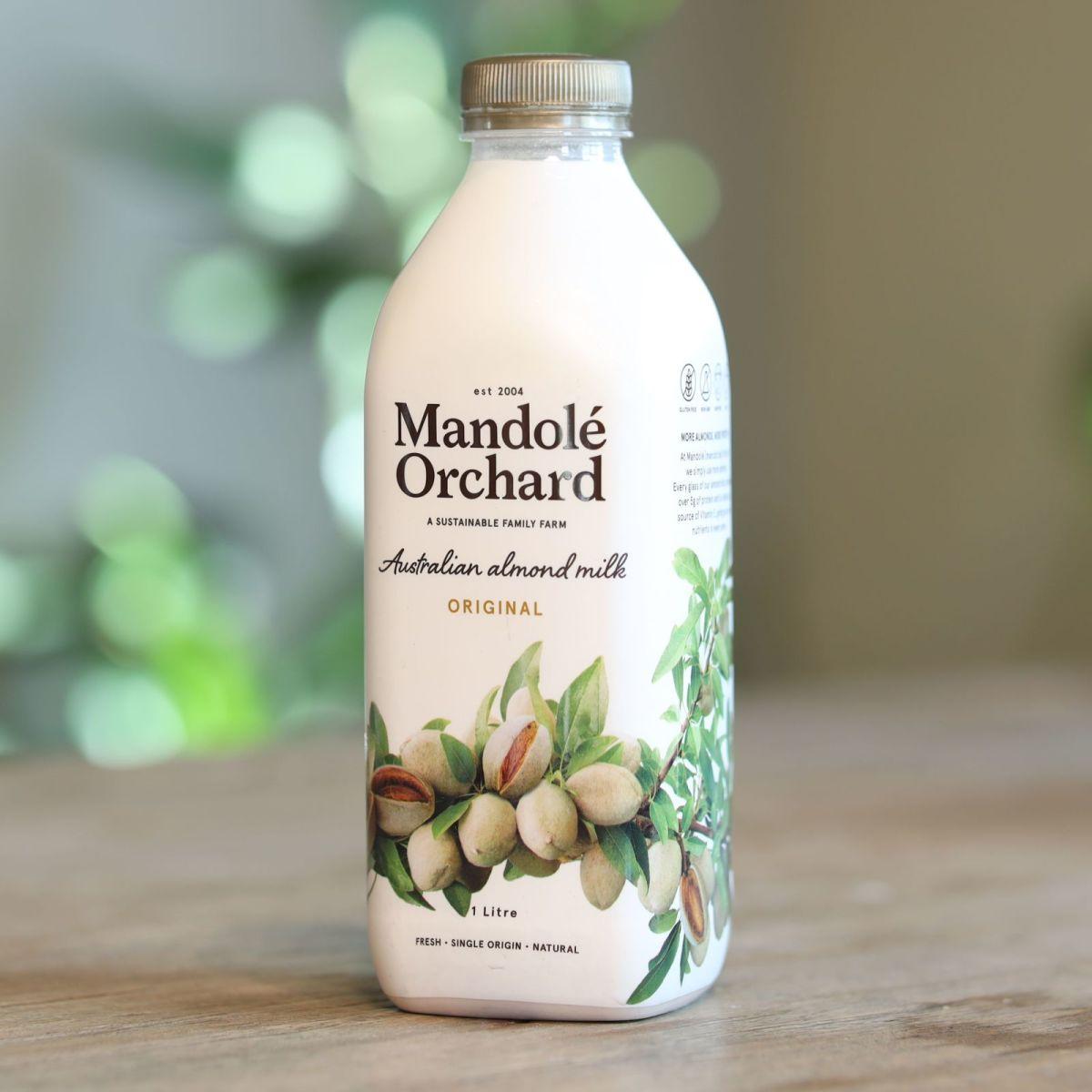 Mandolé Orchard - Almond Milk