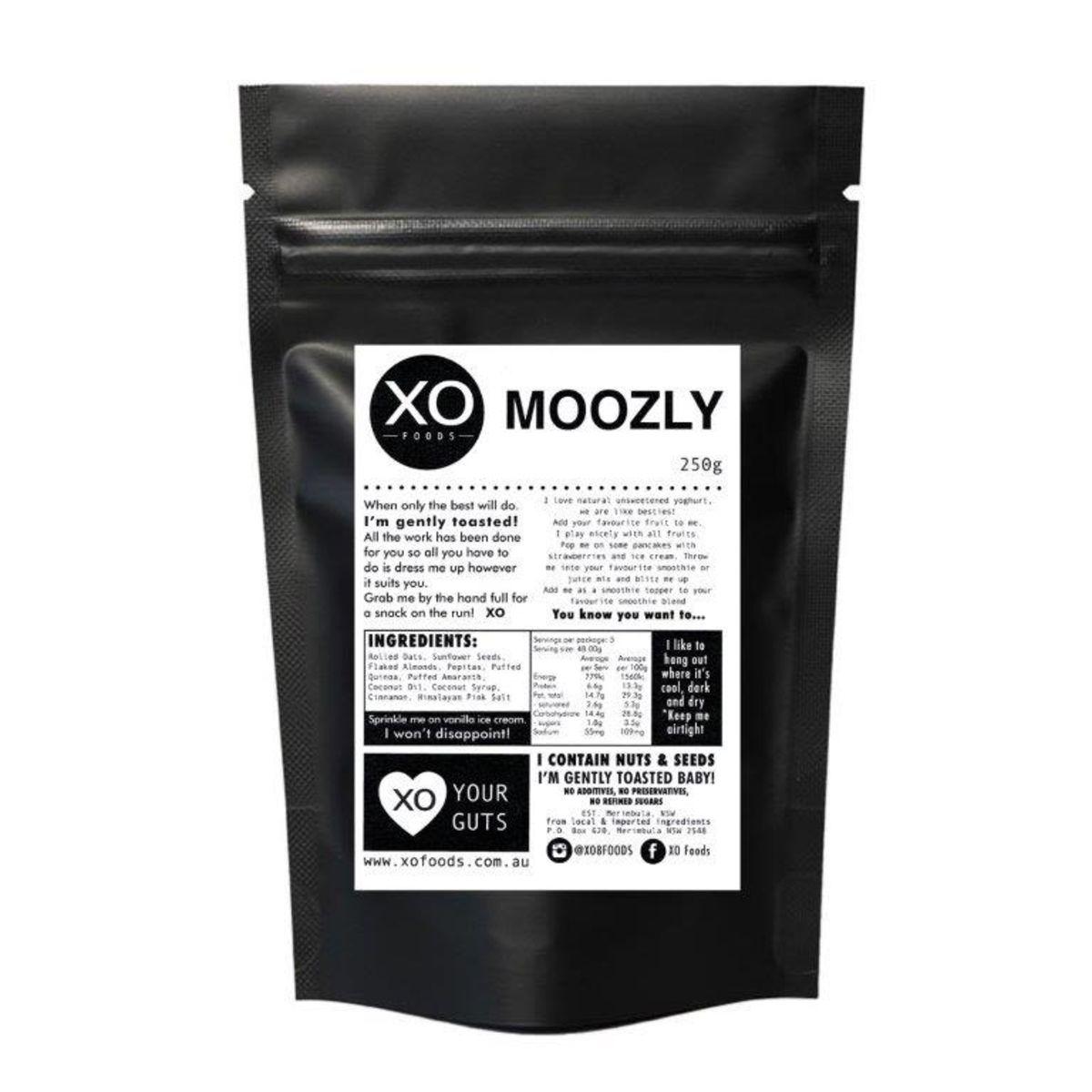 XO Foods - Moozly