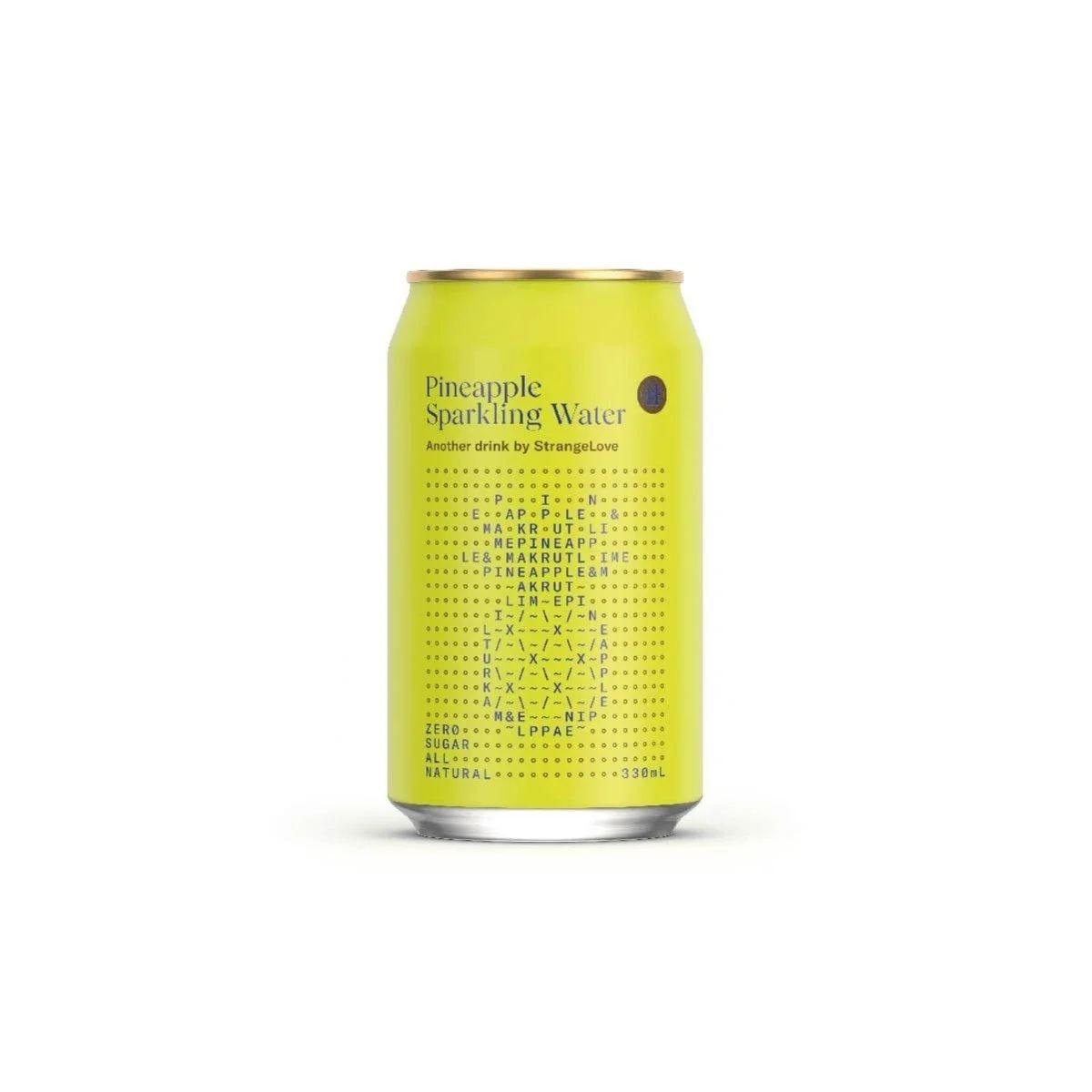 StrangeLove Water - Pineapple Sparkling