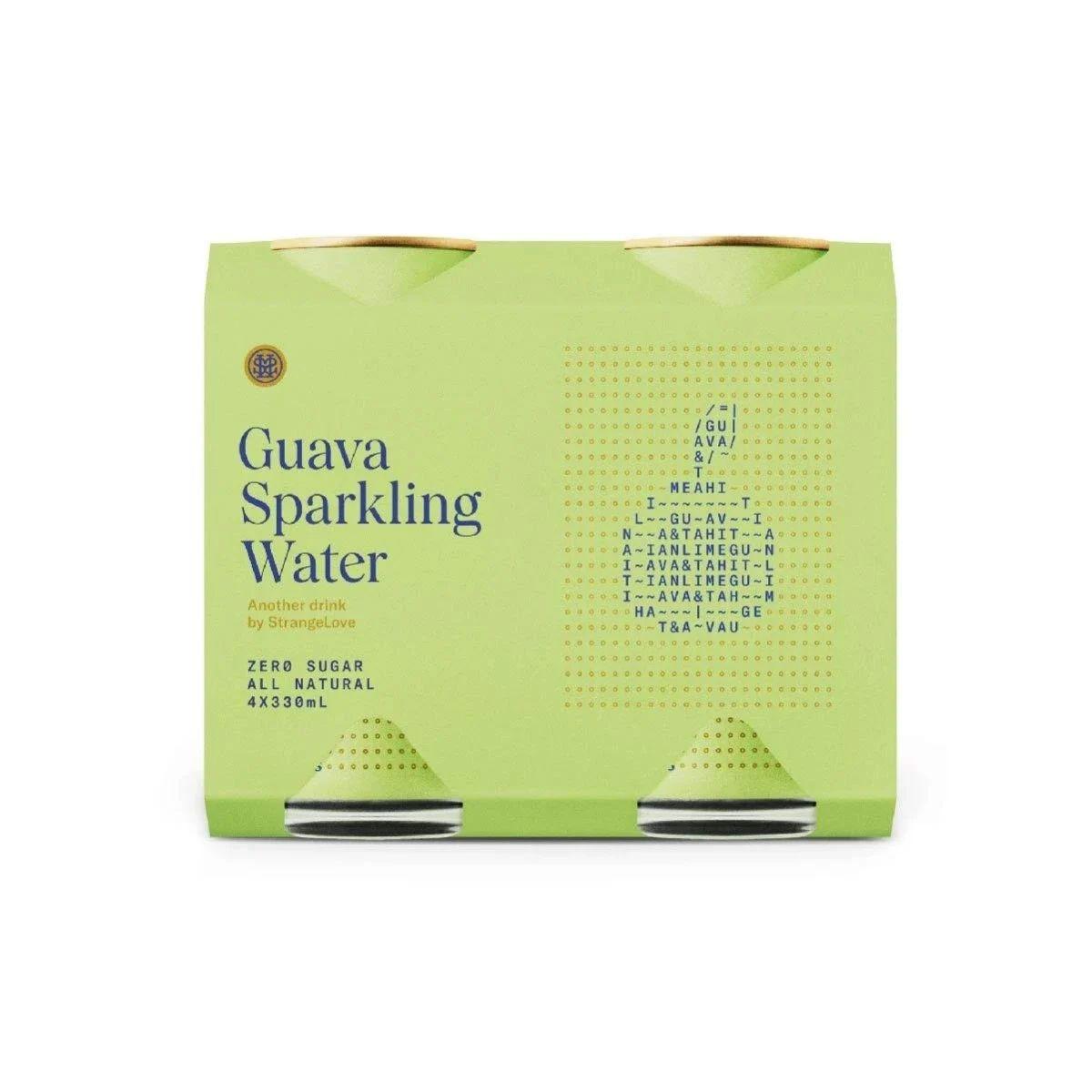 StrangeLove Water - Guava Sparkling