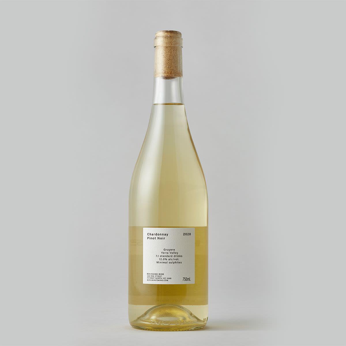 Ben Haines 2020 Chardonnay