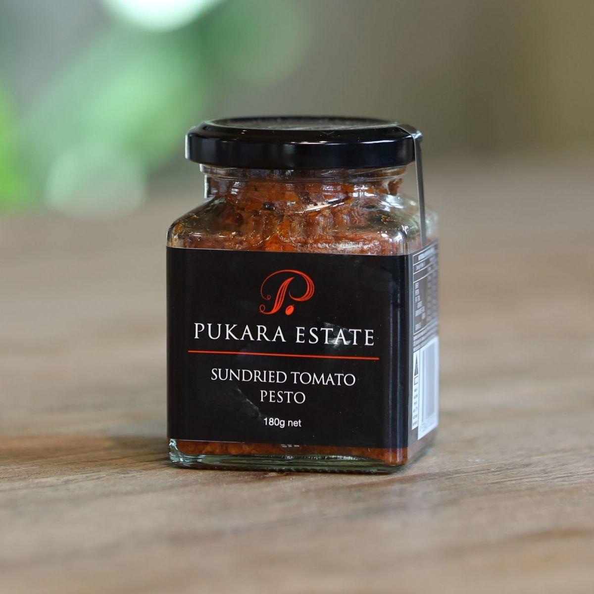 Pukara Estate - Sundried Tomato Pesto
