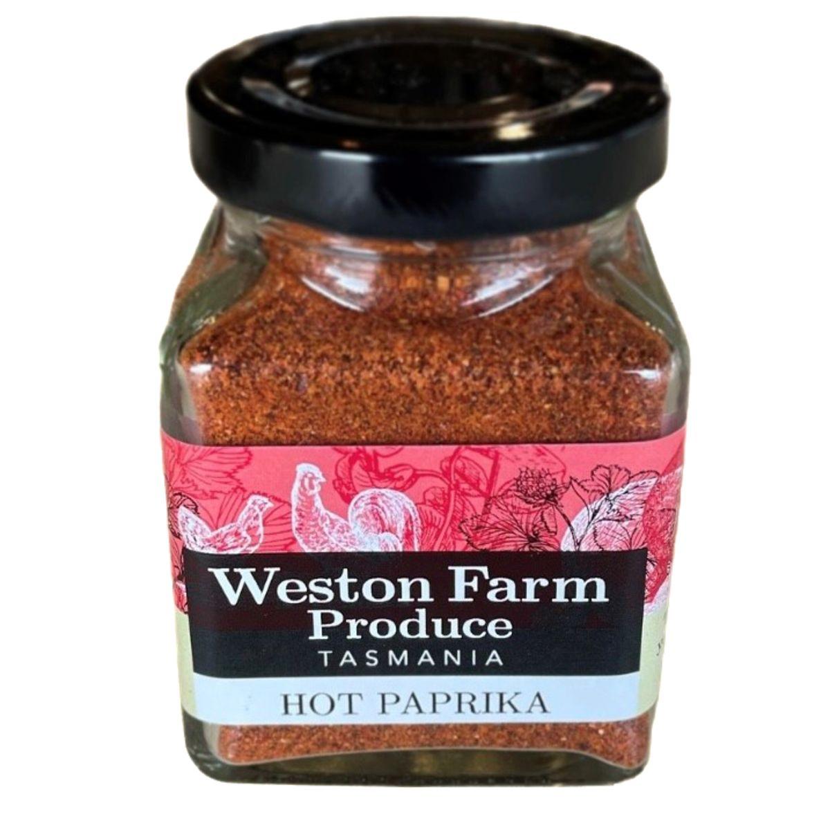 Weston Farm - Hot Paprika
