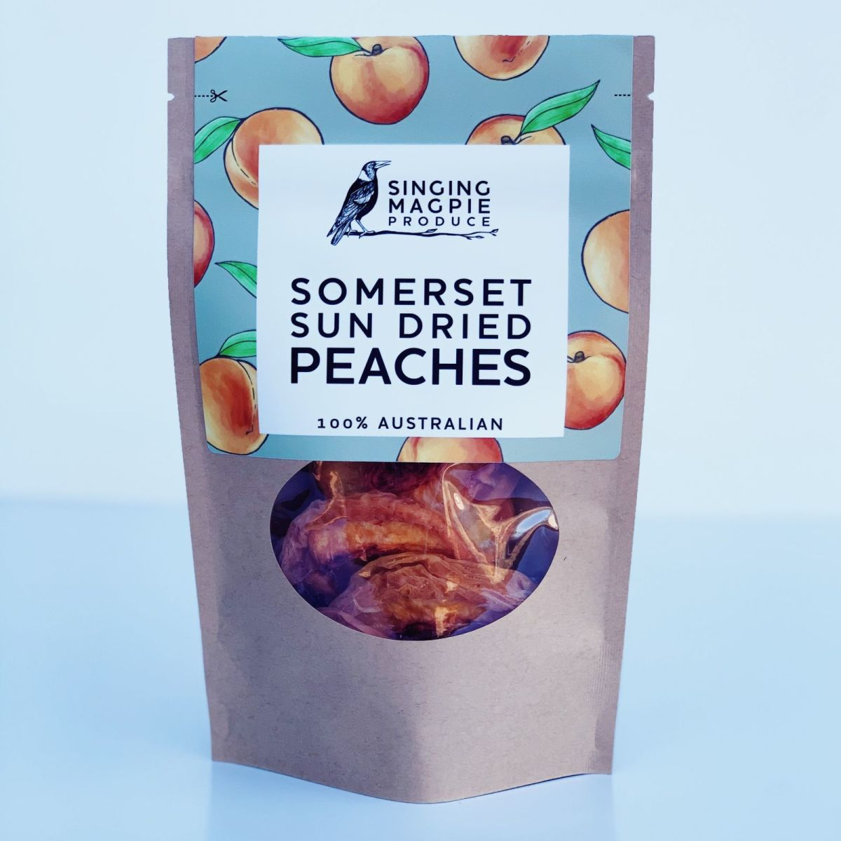 Singing Magpie Produce - Somerset Peaches