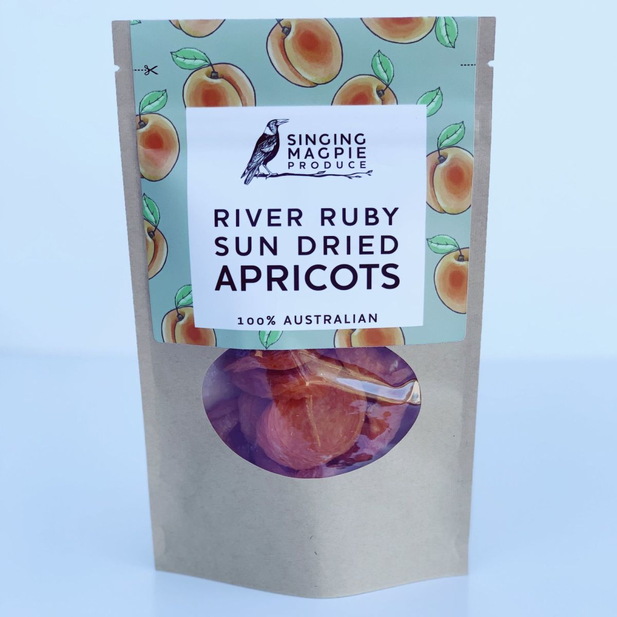 Singing Magpie Produce - River Ruby Apricots