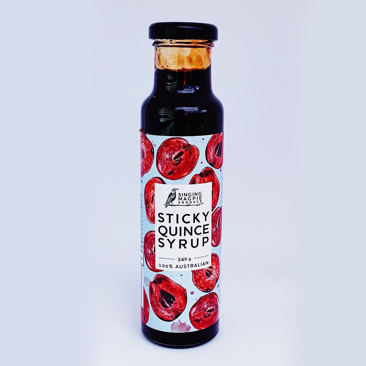 Singing Magpie Produce - Sticky Quince Syrup