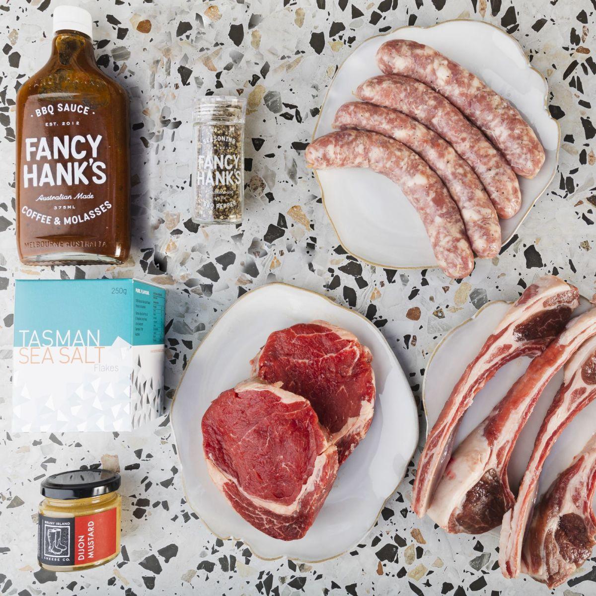 Meat & Seasoning Pack (2-4 ppl)