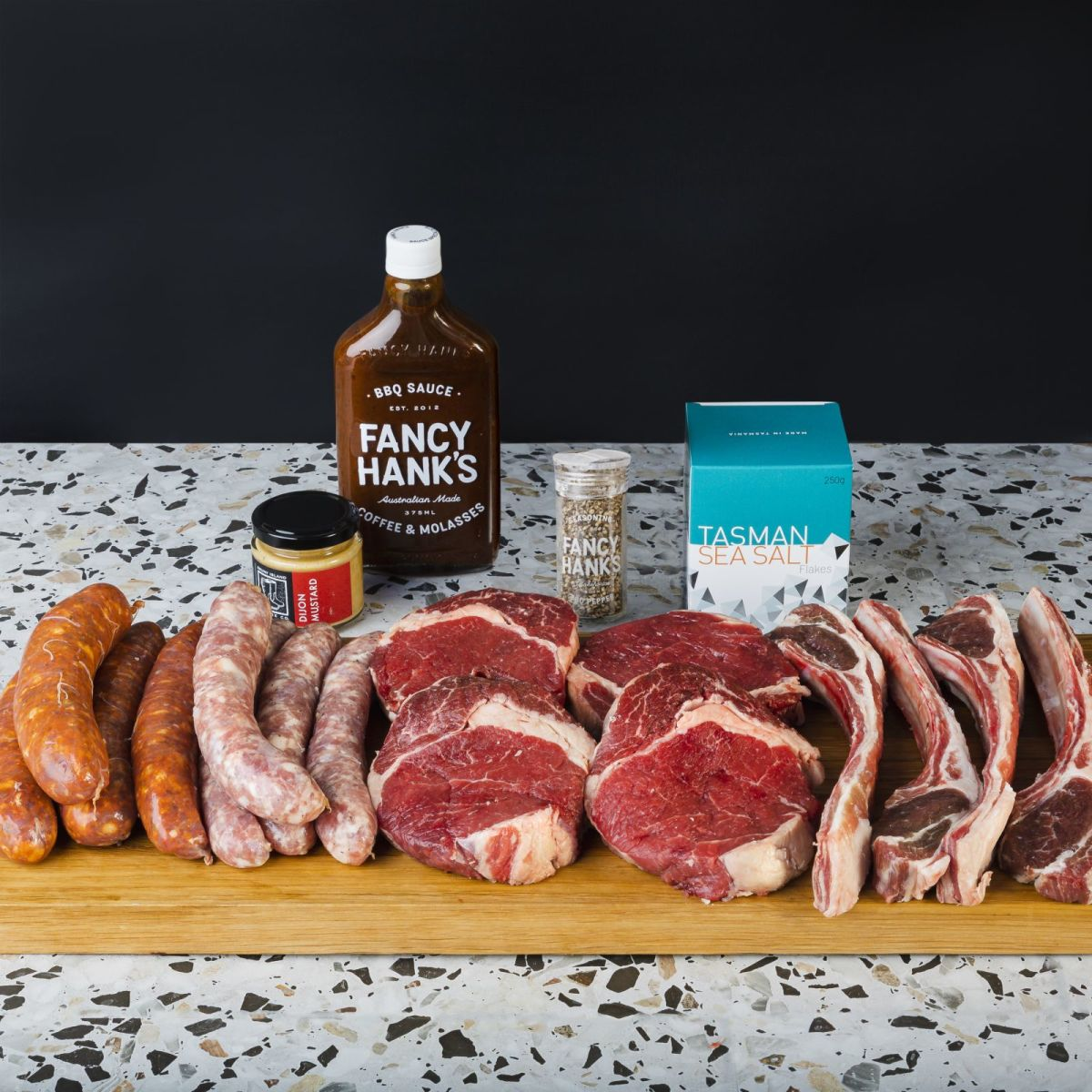 Meat & Seasoning Pack (4-6 ppl)