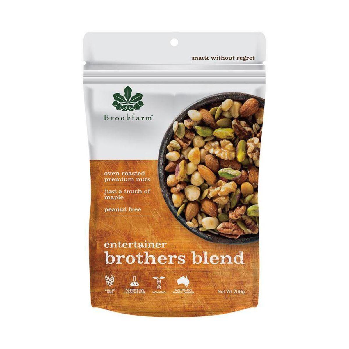 Brookfarm - Brothers Blend - Entertainer Mix