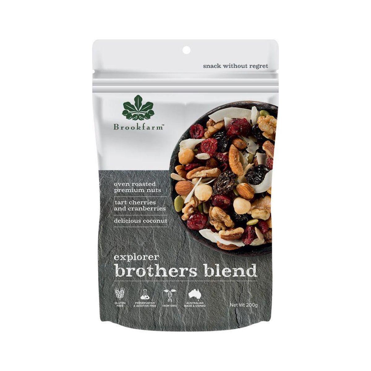 Brookfarm - Brothers Blend - Explorer Mix