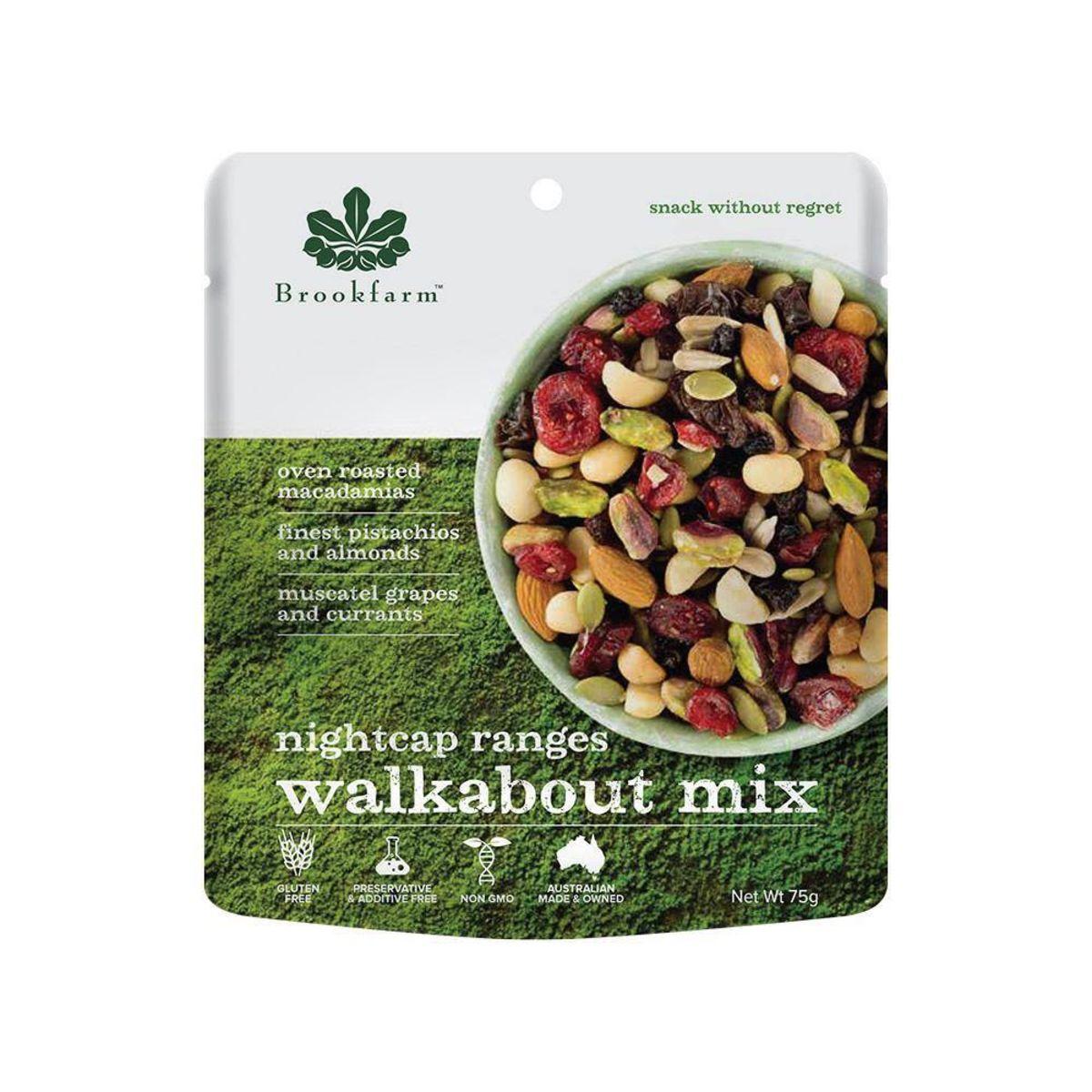 Brookfarm - Walkabout Mix - Nightcap Ranges