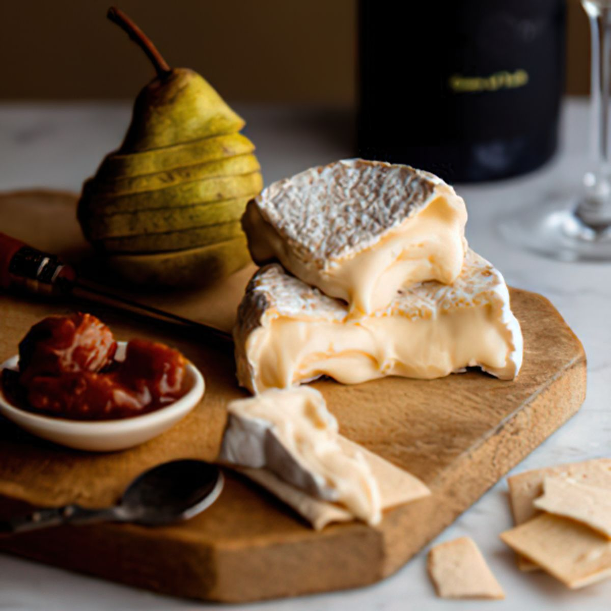 Bruny Island Cheese Co. The Saint