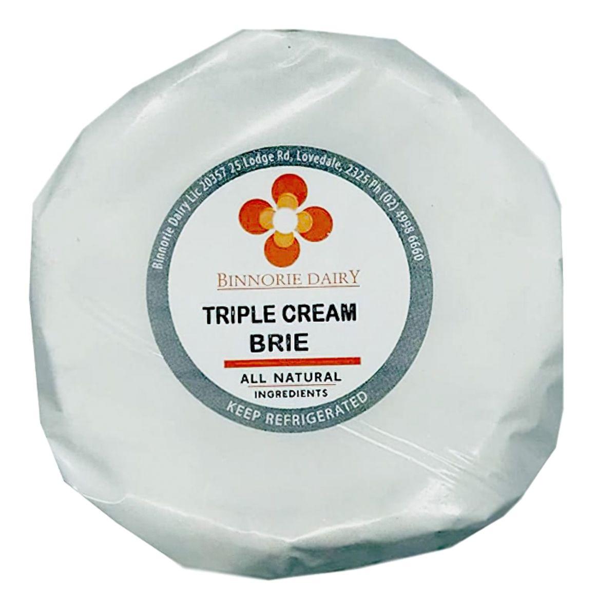 Binnorie Dairy - Brie - Triple Cream