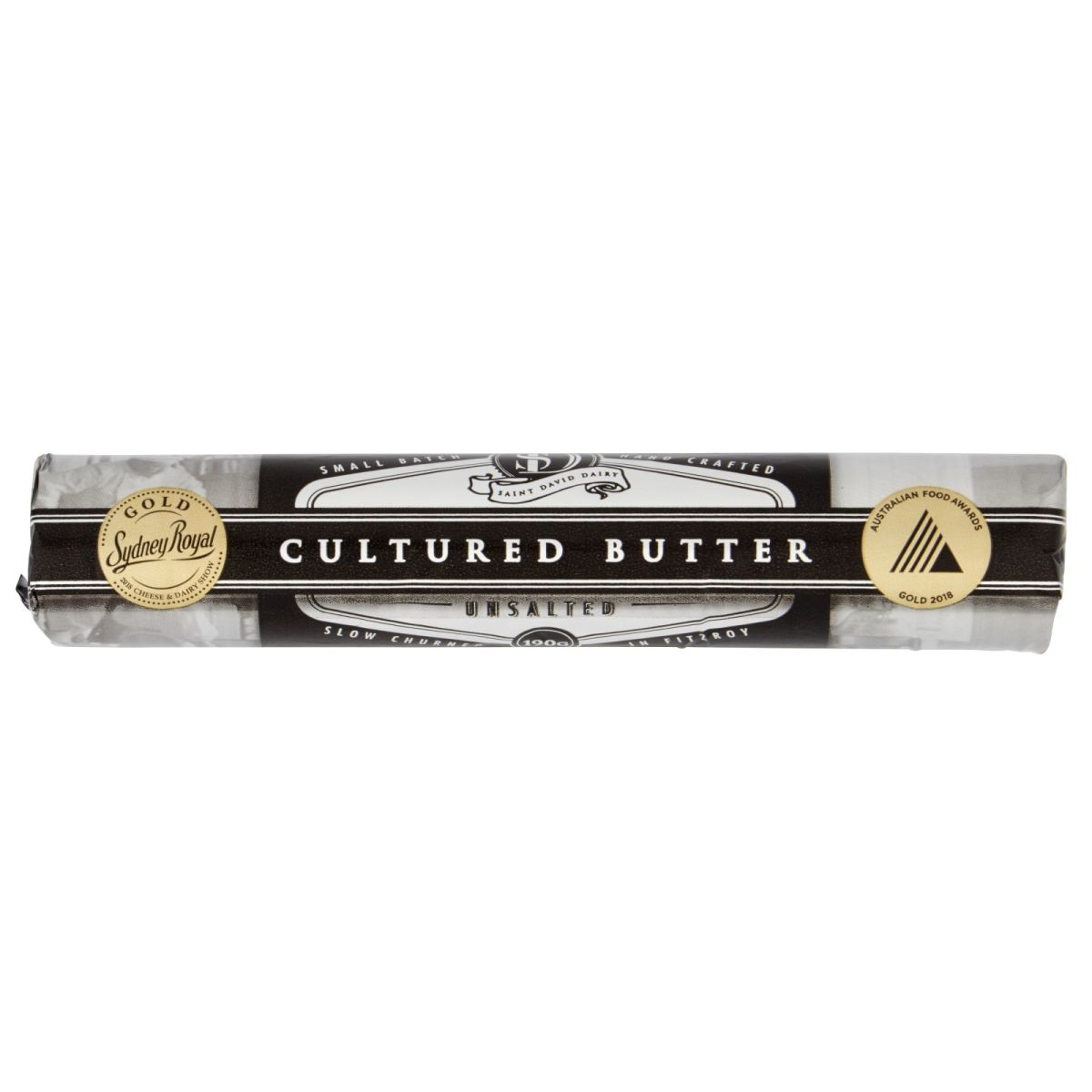 St David Dairy - Unsalted Cultured Butter Roll