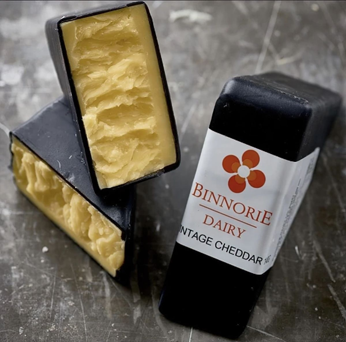 Binnorie Dairy - Vintage Cheddar