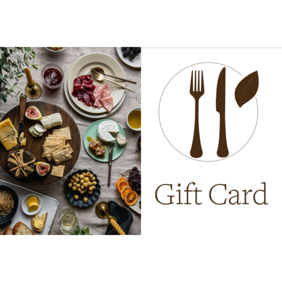$100 To-Plate Gift Card