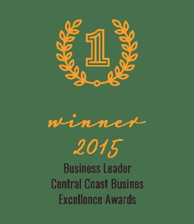 Winner Business leader