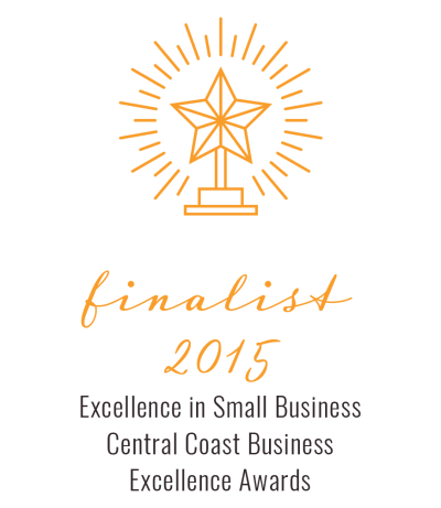 Finalist - Excellence in Small Business