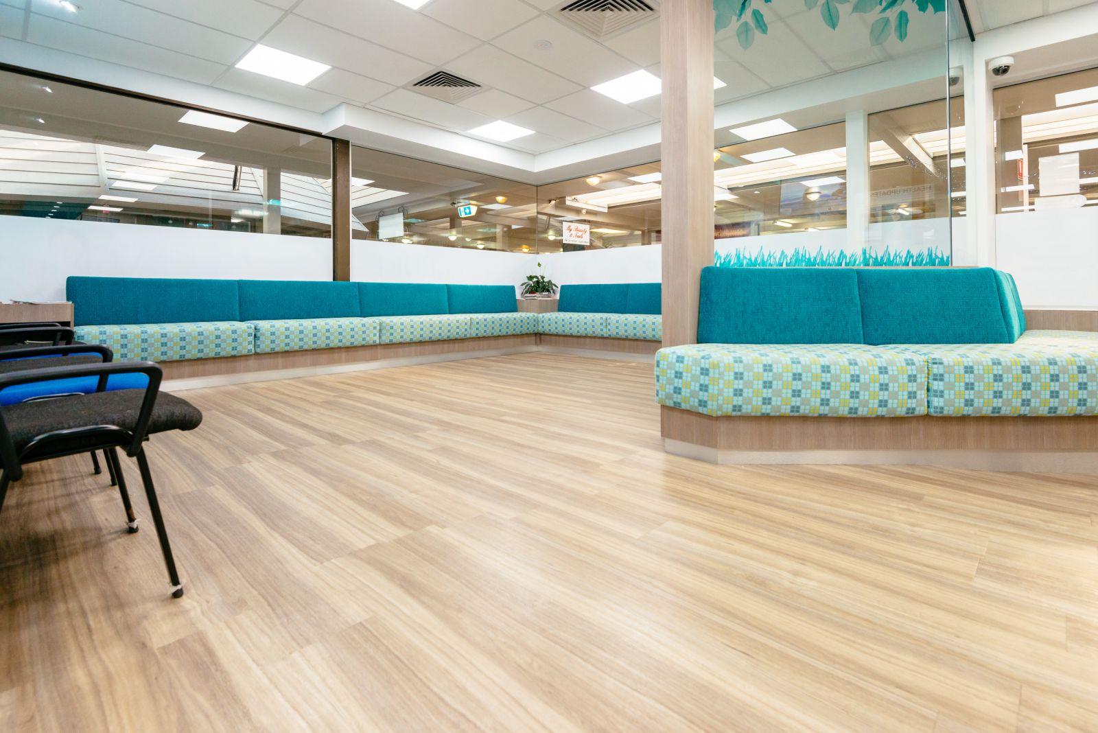 Queensland Silver Ash - Flinders Range Luxury Vinyl Planks