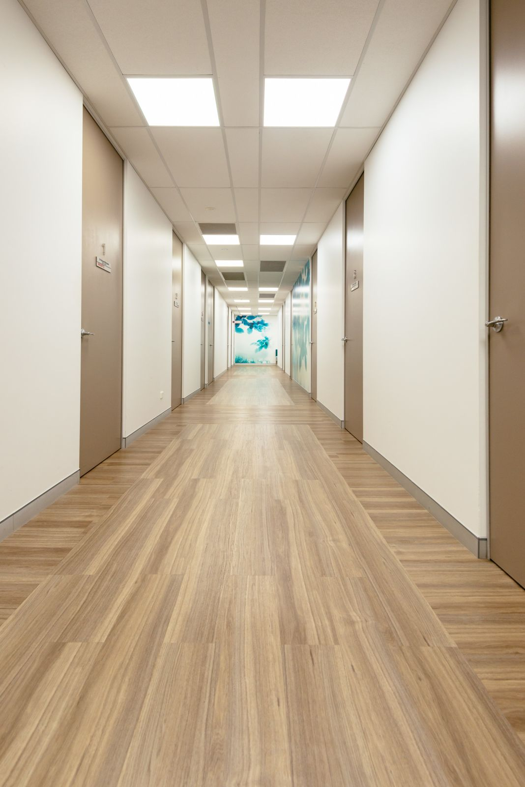 Commercial Vinyl Tiles and Planks
