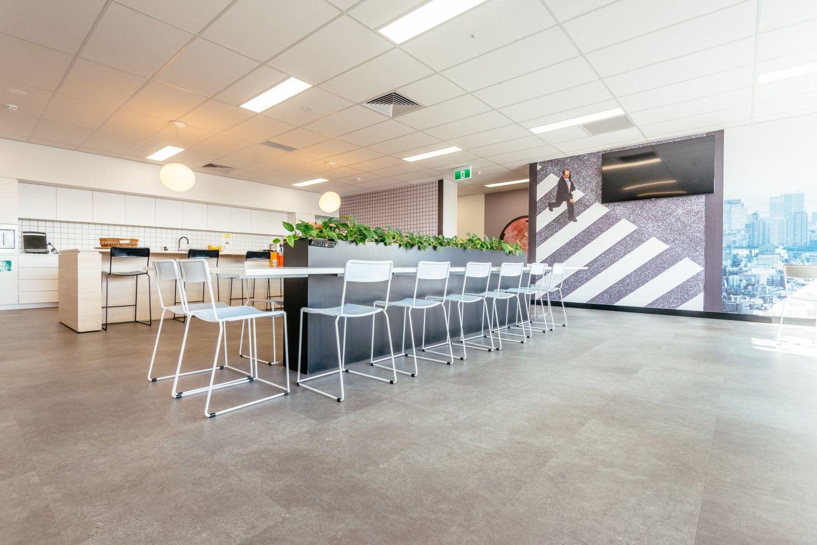 Office Breakout Room in Sydney CBD NSW